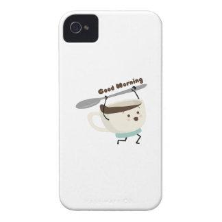 Buenos días Case-Mate iPhone 4 protector