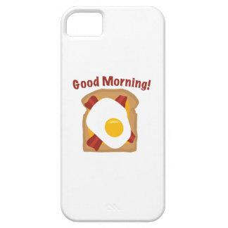 Buenos días iPhone 5 fundas