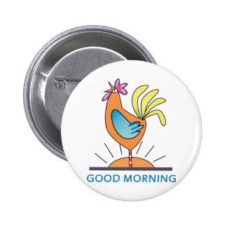 Buenos días pin