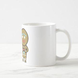 Buenos días taza básica blanca