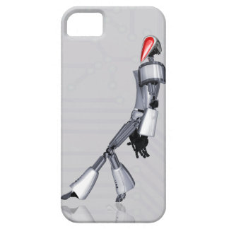 """BUENOS SUEÑOS: """"Robot del baile """" Funda Para iPhone 5 Barely There"""