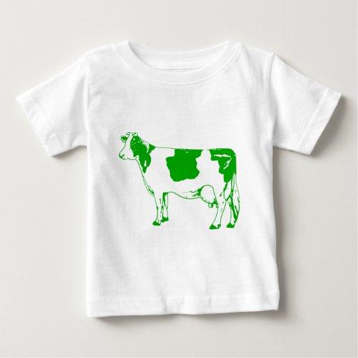 Buey del MOO Bull de los ganados vacunos de la Playera De Bebé