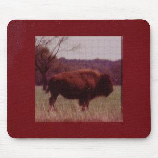 Búfalo -1 tapete de ratón