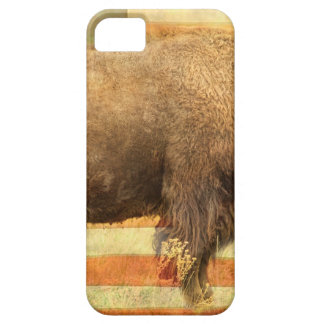 Búfalo americano iPhone 5 carcasas
