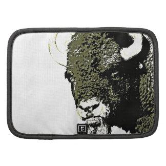 Búfalo - bisonte planificadores