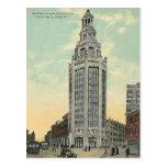 Búfalo de General Electric del vintage, Nueva York Postales