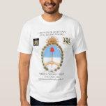 Búfalo del en de Argentinos Camisas