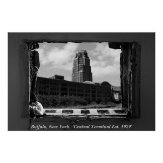 Búfalo, Nueva York   'Termi central… Poster