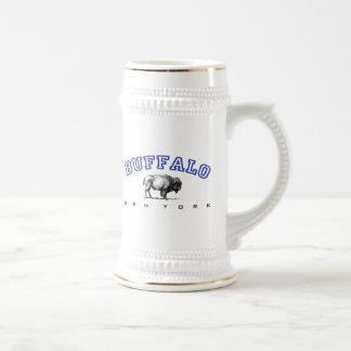 Búfalo NY - bisonte Taza De Café
