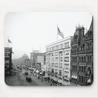 Búfalo principal NY Mousepad del St. 1904