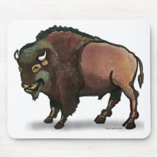 Búfalo Alfombrilla De Raton