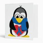 Bufanda del pingüino de Blue Ribbon