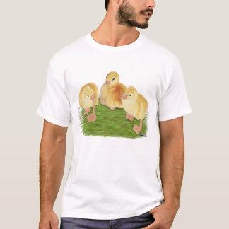 Buff Goslings Tufted T-Shirt