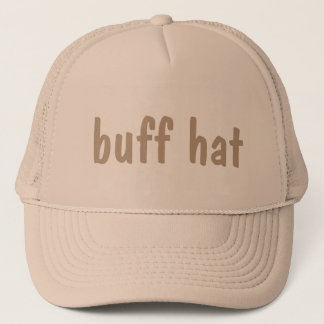 buff hat by TRICKSTER REX