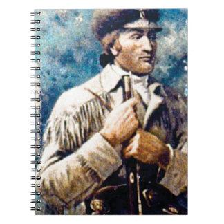 buff mountain man notebook