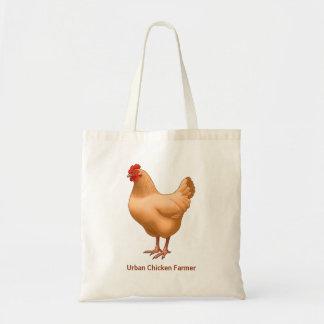 Buff Orpington Chicken Hen Tote Bag