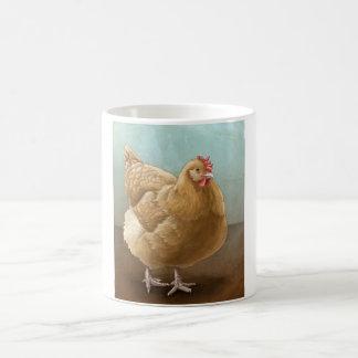 Buff Orpington Hen Mug