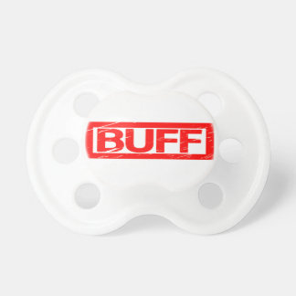 Buff Stamp Pacifier
