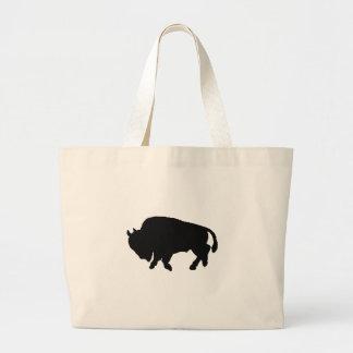 Buffal verdad bolsa tela grande