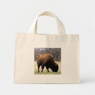 Buffalo 154 mini tote bag