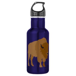 Buffalo 18oz Water Bottle