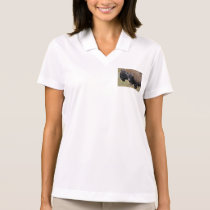Buffalo Animal Nature Country Peace Destiny Polo Shirt