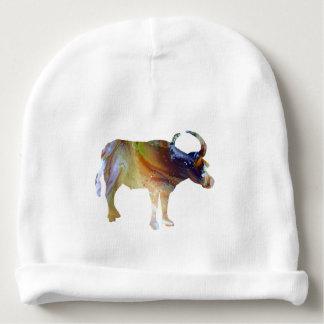 Buffalo Art Baby Beanie