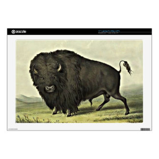 buffalo art skin for laptop