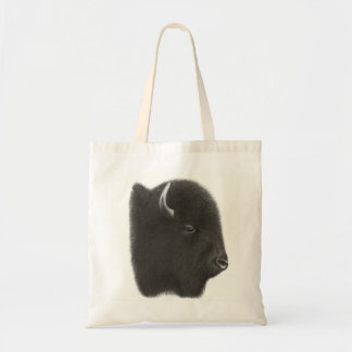 Buffalo Budget Tote Bag