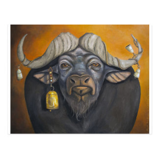 Buffalo Bells Postcard