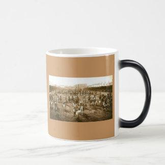 Buffalo Bill 1907  Mug