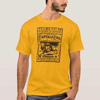 Buffalo Bill 1916 Wild West Show ad T-Shirt