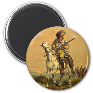 """Buffalo Bill anuncio del vintage """"del explorador"""" Imanes"""