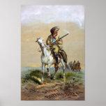 Buffalo Bill Cody, 1872 Posters