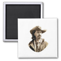 Buffalo Bill Cody 1875 Magnet