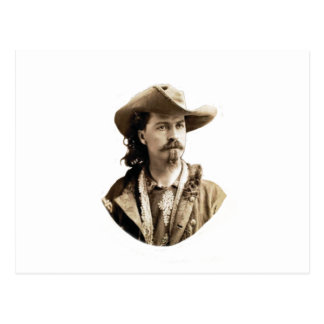 Buffalo Bill Cody 1875 Postcard