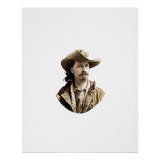 Buffalo Bill Cody 1875 Poster