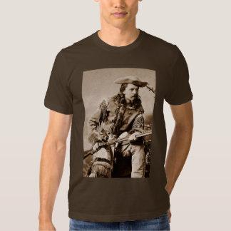 Buffalo Bill Cody - Circa 1880 Tshirts
