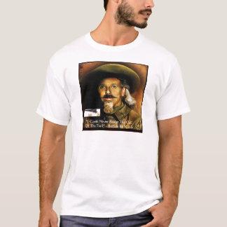 Buffalo Bill Cody His Gun & Quote Gifts & Cards T-Shirt
