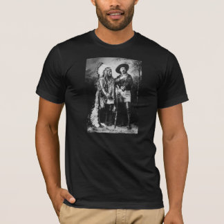 Buffalo Bill Cody & Sitting Bull - Circa 1885 T-Shirt