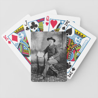 Buffalo Bill Cody Wild West Show Bicycle Playing Cards