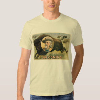 Buffalo Bill Cody's Wild West Show - Circa 1900 T-shirts