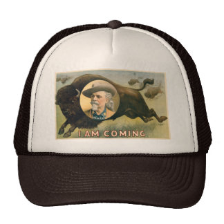 Buffalo Bill Cody's Wild West Show - Circa 1900 Trucker Hat
