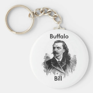 """""""Buffalo Bill keychain"""" Keychain"""