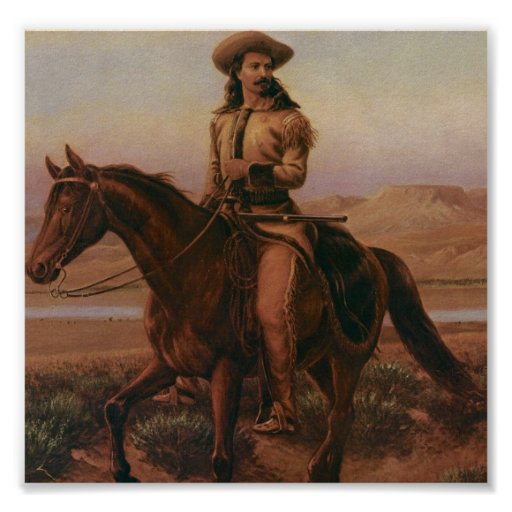 Buffalo Bill Poster