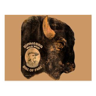 Buffalo Bill s Wild West Show vintage 1898 Postcard