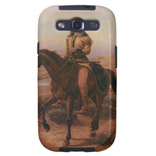 Buffalo Bill Samsung Galaxy SIII Funda