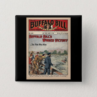 Buffalo Bill Stories - 1910 - Winged Victory Button