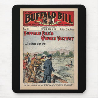 Buffalo Bill Stories - 1910 - Winged Victory Mouse Pad
