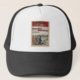 Buffalo Bill Stories - 1910 - Winged Victory Trucker Hat